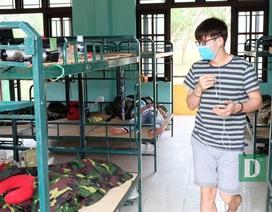 Cận cảnh khu cách ly dành cho công dân từ vùng dịch về Đà Nẵng