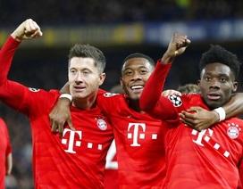 Chelsea 0-3 Bayern Munich: Bùng nổ bàn thắng trong hiệp hai