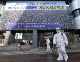 Giáo phái Tân Thiên Địa ở Hàn Quốc từng nhóm họp ở Vũ Hán