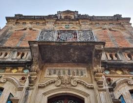 """Căn biệt thự Pháp cổ 100 tuổi của """"đại gia làng miến"""" nức tiếng Hà Nội xưa"""