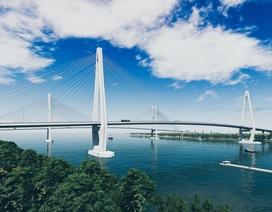 """""""Rót"""" hơn 5.000 tỷ đồng xây dựng dự án cầu Mỹ Thuận 2"""