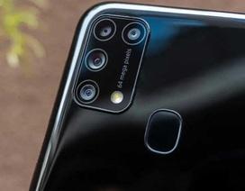 """Samsung ra mắt Galaxy M31 - Smartphone giá rẻ sở hữu pin """"khủng"""""""