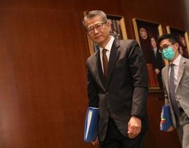 Hong Kong tung gói hỗ trợ khẩn cấp trị giá 15 tỷ USD cứu vãn nền kinh tế