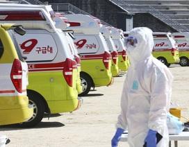 Hàn Quốc: Thêm 169 người nhiễm virus Covid-19, tổng cộng 1.146 ca