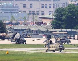 Quân nhân Mỹ đồn trú tại Hàn Quốc bị nhiễm virus corona