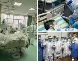 """Cuộc đua chống virus corona của những """"chiến binh áo trắng"""" Trung Quốc"""