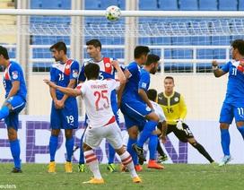 AFC cấm thi đấu suốt đời với cựu đội trưởng đội tuyển Lào