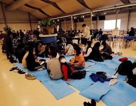 Du khách Hàn Quốc bị cách ly ở nước ngoài vì dịch corona