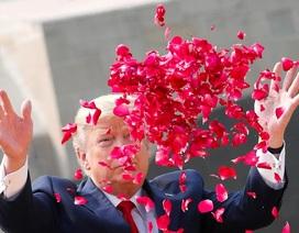 Tổng thống Trump được đón tiếp long trọng tại Ấn Độ
