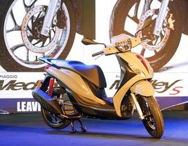 Piaggio Medley 2020 ra mắt tại Việt Nam với giá từ 75 triệu đồng