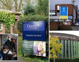 Nhiều trường học ở Anh đóng cửa phòng chống Covid-19