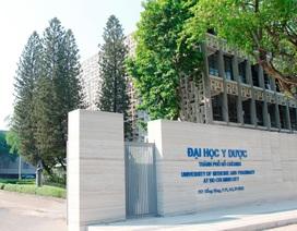 Trường ĐH Y dược TPHCM thông báo khẩn cho sinh viên đi học ngày 2/3