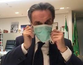 Italia: Số ca nhiễm Covid-19 tăng lên 400, thống đốc tự cách ly 2 tuần