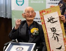 Cụ ông già nhất thế giới qua đời sau khi lập kỷ lục Guinness