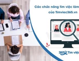 CV timviec365.vn - chiếc cần tốt câu việc làm kinh doanh tốt
