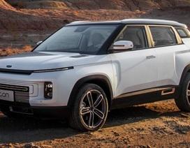 Hãng xe Trung Quốc bắt đầu bán mẫu SUV có thể chặn virus corona