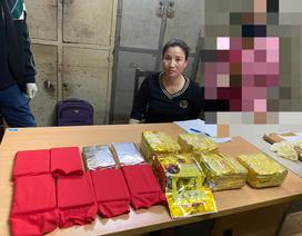 """Bắt """"nữ quái"""" trong đường dây mua bán ma túy số lượng """"khủng"""" từ Trung Quốc"""