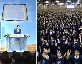Cựu tín đồ Tân Thiên Địa: Việc mang khẩu trang khi cầu nguyện là cấm kị