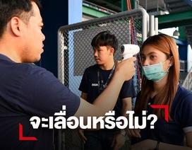 Thai-League đứng trước khả năng bị hoãn vì dịch Covid-19