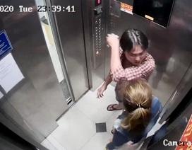 """Người phụ nữ bị đánh """"tả tơi"""" trong thang máy đề nghị không xử lý hình sự"""