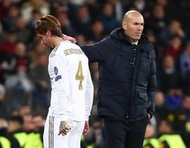 HLV Zidane nói gì sau khi Real Madrid bị ngược dòng bởi Man City?