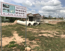 Quảng Ngãi: Tỉnh chỉ đạo báo cáo tình hình bán đất nền, cấp huyện làm ngơ