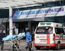 Số ca tử vong vì virus corona tại Hàn Quốc, Iran không ngừng tăng