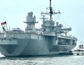 Mỹ yêu cầu toàn bộ tàu chiến từng thăm các nước Thái Bình Dương tự cách ly