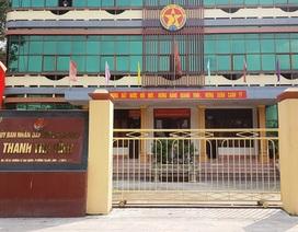 Chánh Thanh tra Ninh Bình được bổ nhiệm khi chưa là Thanh tra viên chính