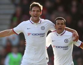 Bournemouth 2-2 Chelsea: Alonso cứu Chelsea thoát thua