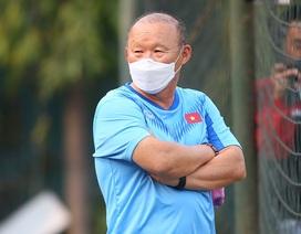 Hoãn vòng loại World Cup, HLV Park Hang Seo thảnh thơi 9 tháng