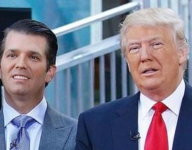 Phát ngôn gây tranh cãi của con trai ông Trump về dịch Covid-19
