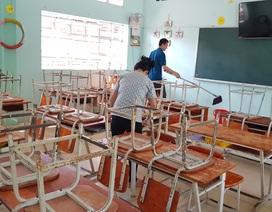 Sóc Trăng: Học sinh THPT đi học ngày 2/3, dời Hội khỏe Phù Đổng