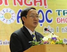 Giám đốc ĐHQG TPHCM đề xuất cho HS, SV TPHCM nghỉ học đến hết tháng 3