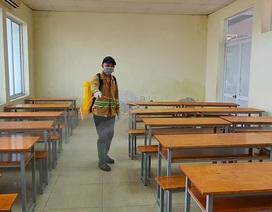 Ứng phó với Covid-19, nhiều trường ĐH cho sinh viên nghỉ học đến tháng 4