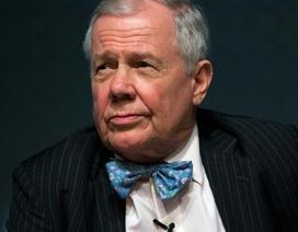 Giá vàng đổ dốc, cổ phiếu bán tháo, huyền thoại đầu tư Jim Rogers khuyên gì?