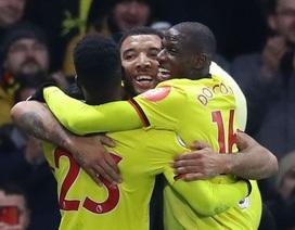 Những khoảnh khắc Liverpool bị quật ngã trên sân Watford
