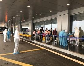 Một hành khách trên chuyến bay từ Hàn Quốc về Việt Nam bị sốt phải cách ly