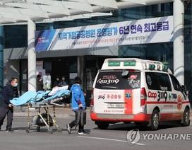 Hàn Quốc có thêm 376 ca nhiễm Covid-19, số người mắc bệnh vượt 3.500