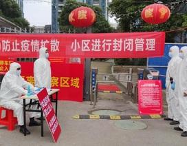 Trung Quốc có 573 ca nhiễm mới, số ca tử vong tăng lên 2.870