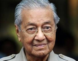 Ông Mahathir muốn Quốc vương Malaysia bổ nhiệm lại thủ tướng