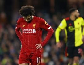 Liverpool chia tay nhiều kỷ lục sau thất bại xấu hổ trước Watford