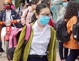 Khánh Hòa vắng hơn 1.000 HS trong buổi học đầu tiên sau đợt nghỉ tránh dịch