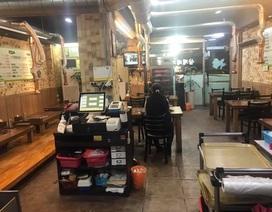 Nhà hàng quán ăn vắng vẻ, du học sinh Việt tại Hàn mất việc vì dịch