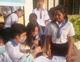 Sóc Trăng: Đề nghị học sinh THPT không tụ tập nơi đông người ngoài giờ học