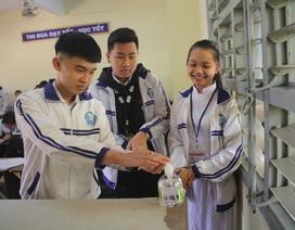 Gia Lai: Đồng loạt kiểm tra công tác phòng dịch trong ngày đầu tiên đi học