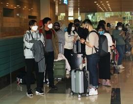 Sân bay Cần Thơ tiếp tục đón 3 chuyến bay từ Hàn Quốc