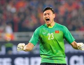 Văn Lâm chấn thương, không ra sân ở trận giao hữu của Muangthong United