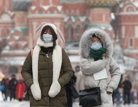 Moscow có ca nhiễm virus corona đầu tiên