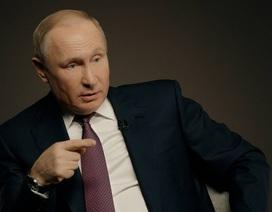 Ông Putin: Sẽ không có nước nào muốn đối đầu quân sự với Nga